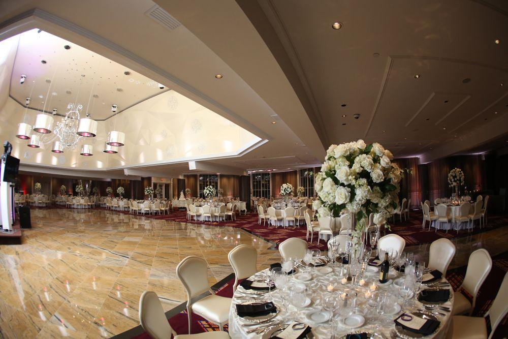Westmount Country Club Grand Ballroom Dining Room