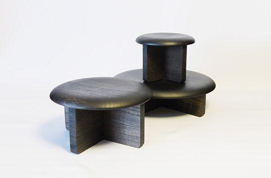 TEIZA ISU/SEIZA ISU (short Leg Chair)|Teiza Isu And Seiza Isu With Round  Shaped Seats Are Hidden Gems Of Wajima Kirimoto.