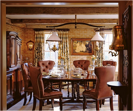 English Country Dining Room Design Ideas | Design Inspiration Of Interior, Room,and Kitchen