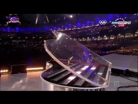 MUSE - Survival (Live video from stadium) (London Olympics 2012 - HDTV.1080i) - YouTube  Cool, the Olympics!