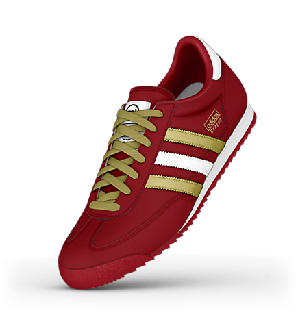 adidas mi Dragon Custom Shoes
