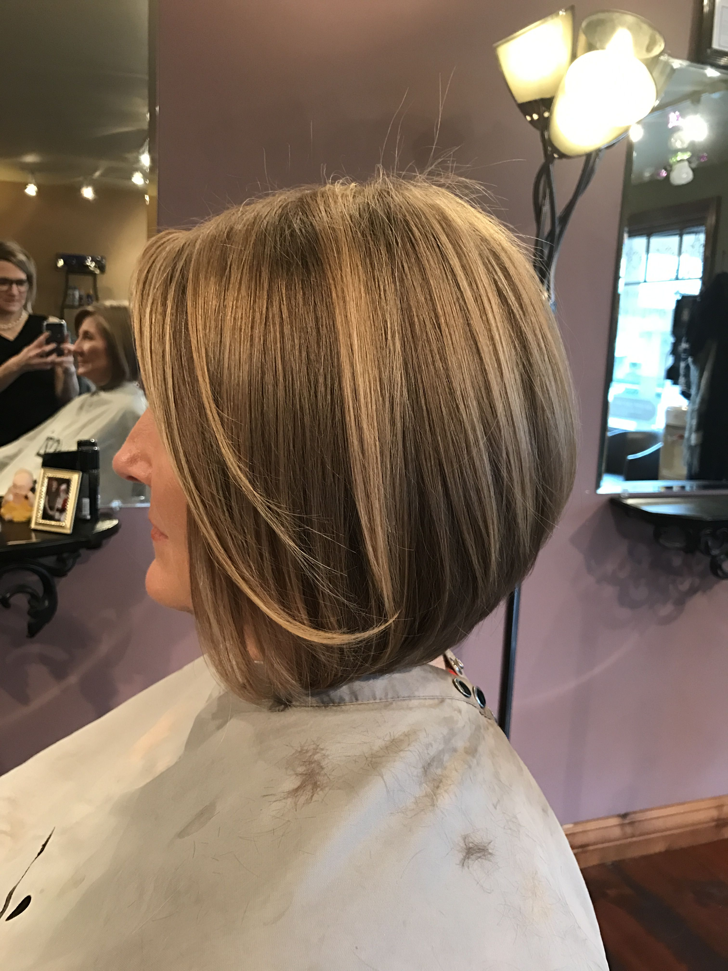 One Of My Favorite Haircuts Hair By Kimmie At Entourage Salon And