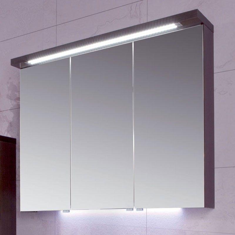 Attractive Laguna Loft Spiegelschrank Mit LED Beleuchtung 120 Cm   350px X 350px