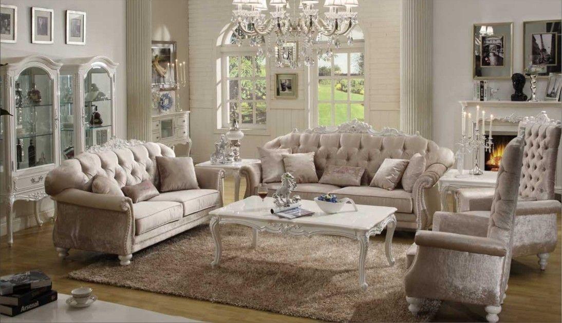 Wohnzimmer Barock Möbel Couch Eckcouch Vitrine Schrank Florenzia Von Nobelli