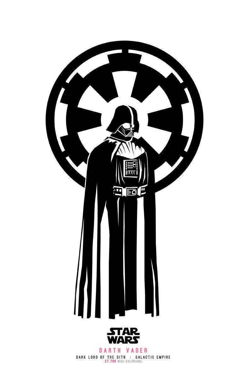 Darth Vader by Bensmind                                                                                                                                                     Más