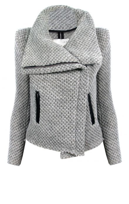 IRO Kristen jacket - need this in our Fall closet.