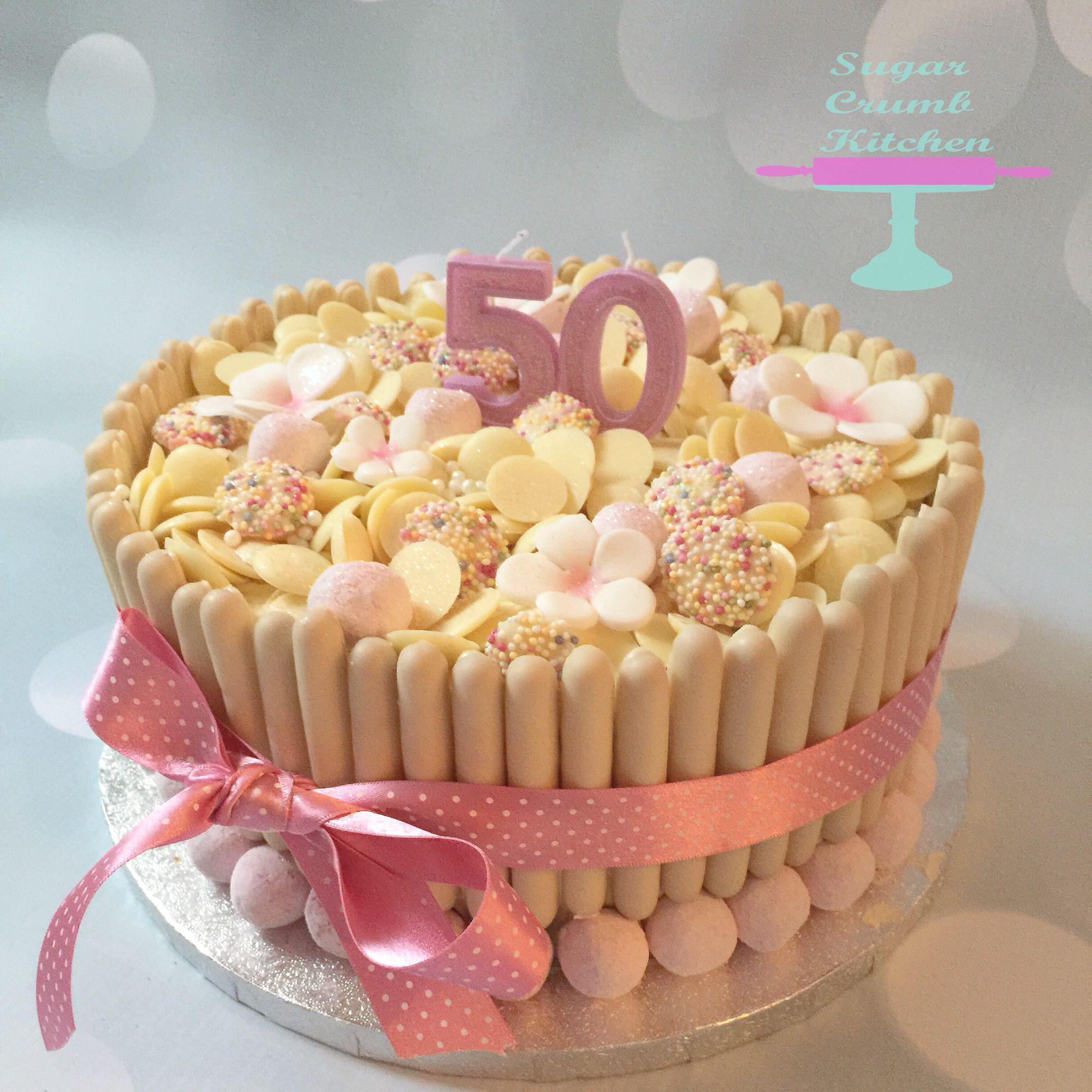 Chocolate Finger Cake