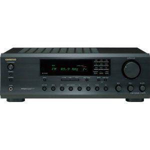 Amazon com: Onkyo TX-8255 Stereo Receiver: Electronics 50 w/ channel