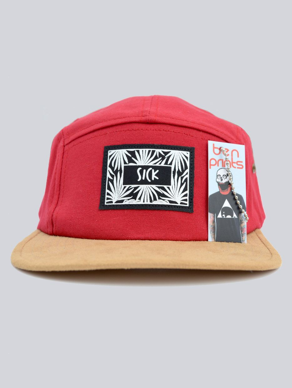 Sick Five Panel, By Ben Prints On Etsy