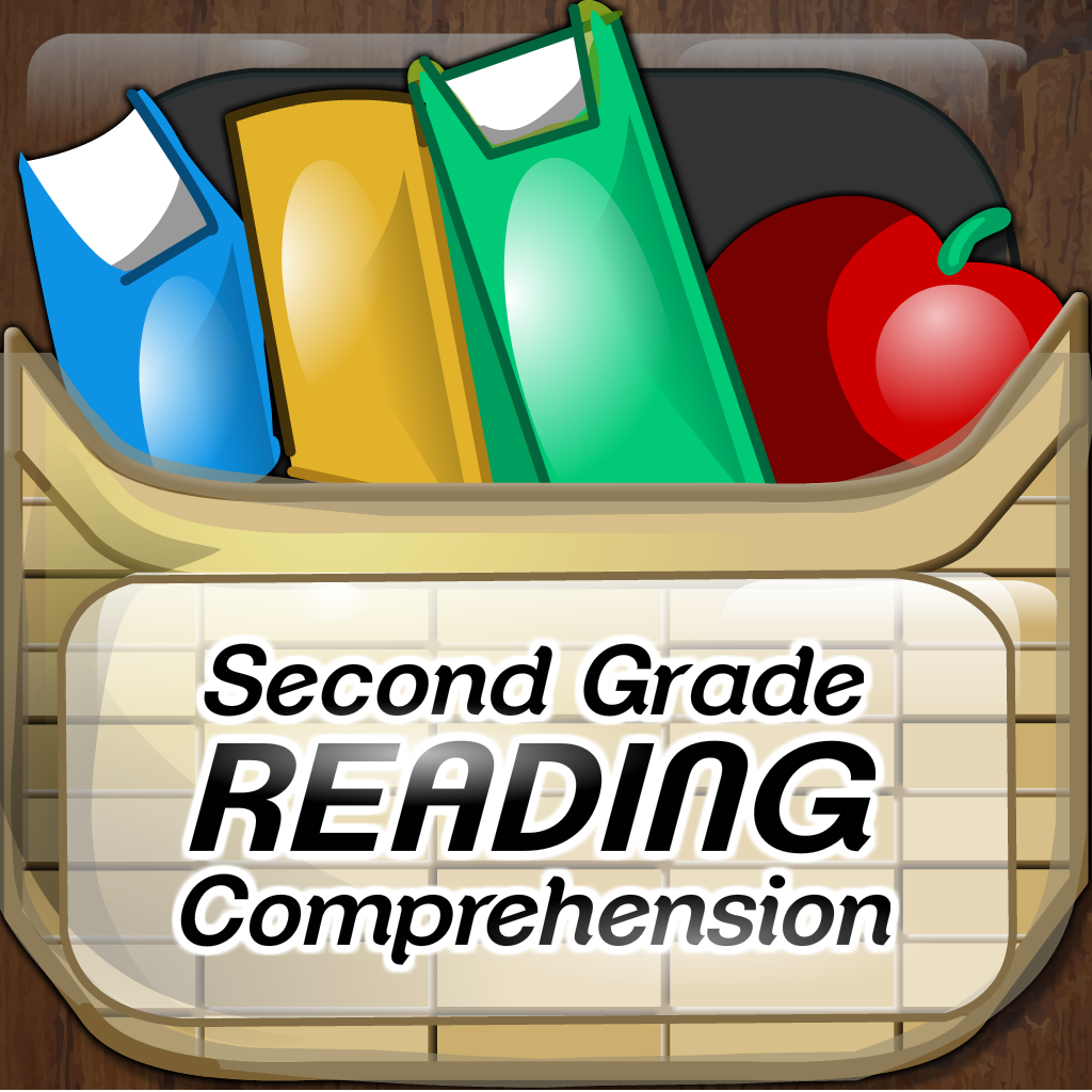 This app is a reading comprehension app for students. They