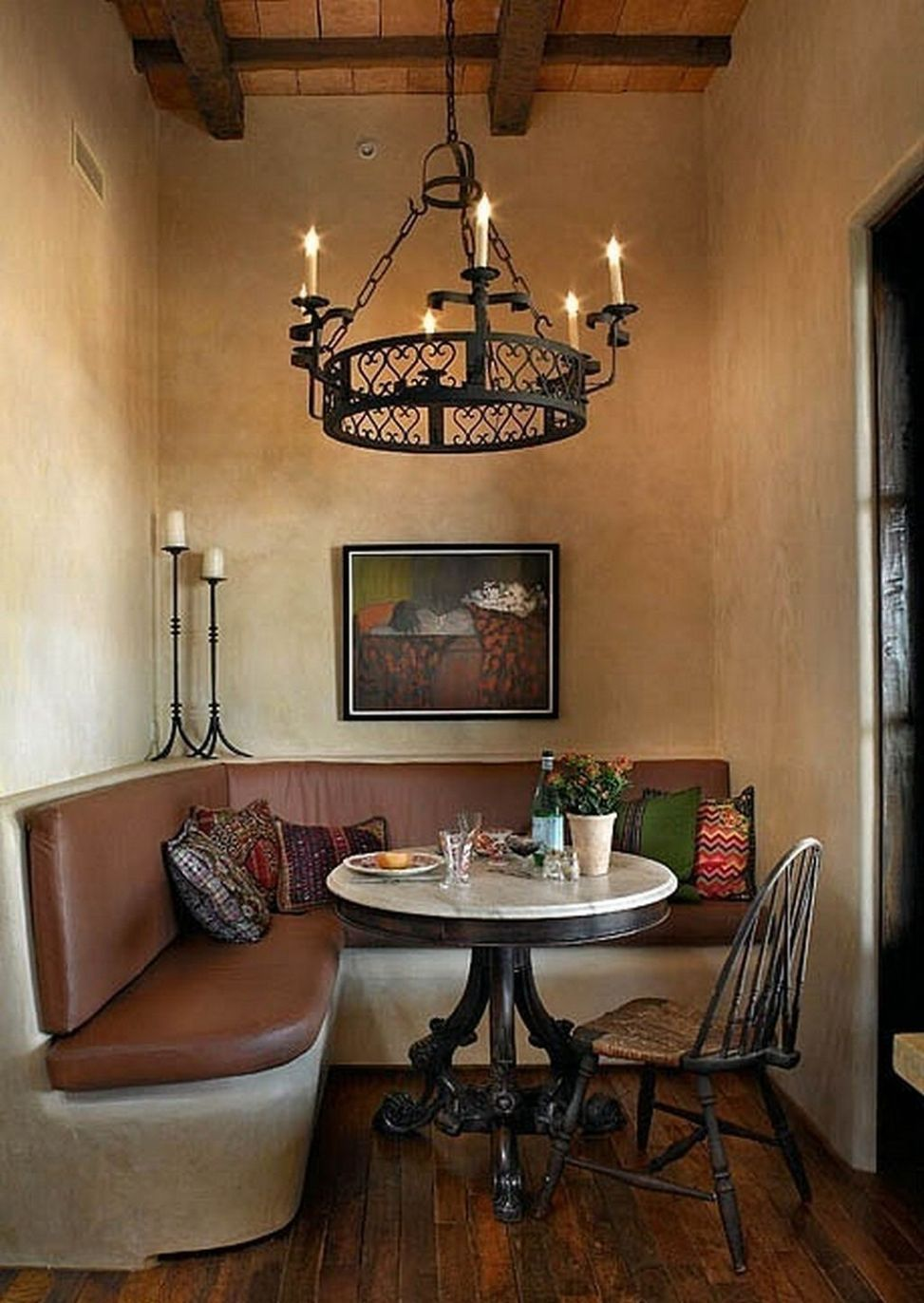 12 Inspirations For Home Improvement With Spanish Home Decorating Ideas: 20+ Spanish Farmhouse Design Inspiration - Page 12 Of 24 - Farhah Decor