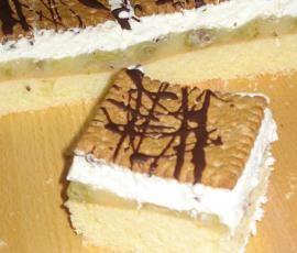 Rezept Butterkekskuchen mit Stachelbeeren von Tuppence - Rezept der Kategorie Backen süß