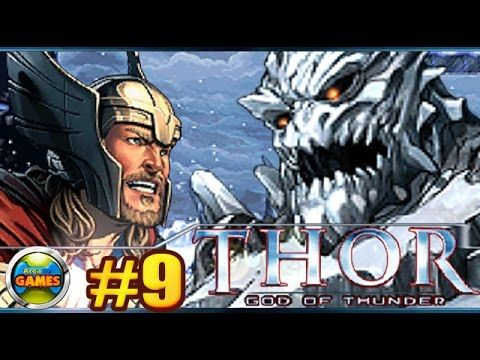 Thor God of Thunder DS parte #9-Niflheim