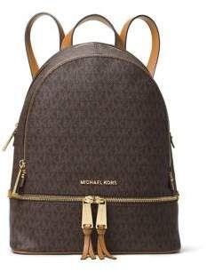 cb5337833658 MICHAEL Michael Kors Rhea Monogram Backpack in 2019 | Products ...