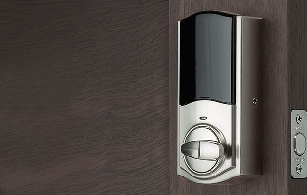 Kevo Convert kit makes your normal front door lock smart | Building ...