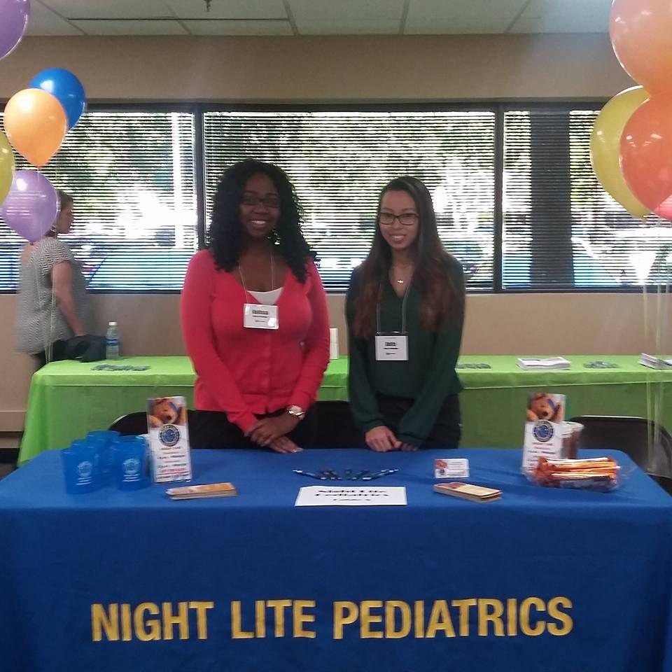 Night Lite Pediatrics had the pleasure of attending the