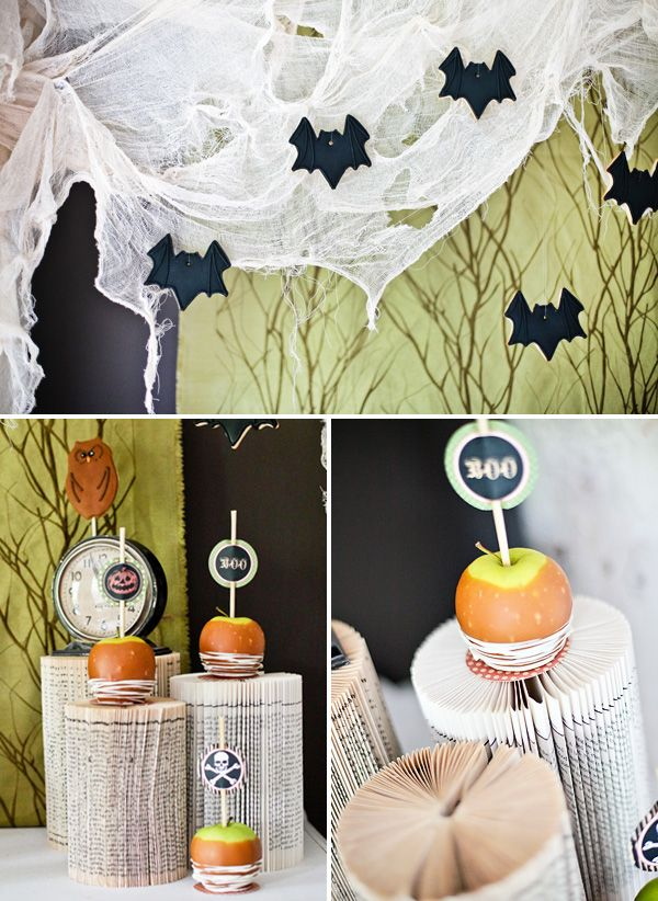 Vintage Style Haunted Halloween Party