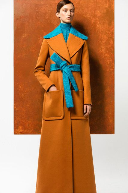 Delpozo Pre Fall 2016 Fashion Show Hippiler Kiyafet Elbiseler