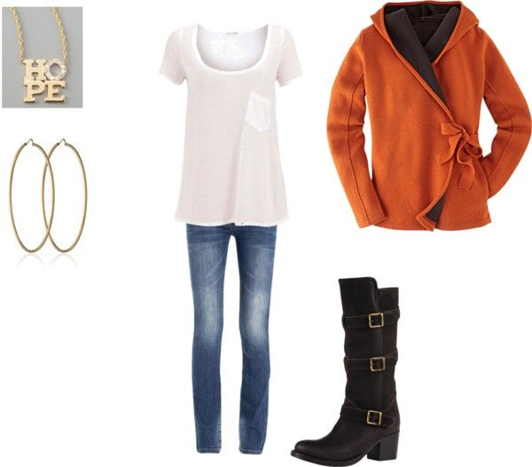 """casual fall"" by ali-laprade on Polyvore"