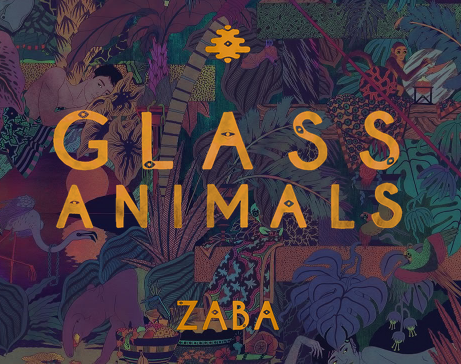 "Glass Animals ""Gooey"" Glass animals, Pretty writing"