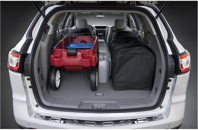 16 Roomiest Suvs For The Money In 2019 Chevrolet Traverse Best