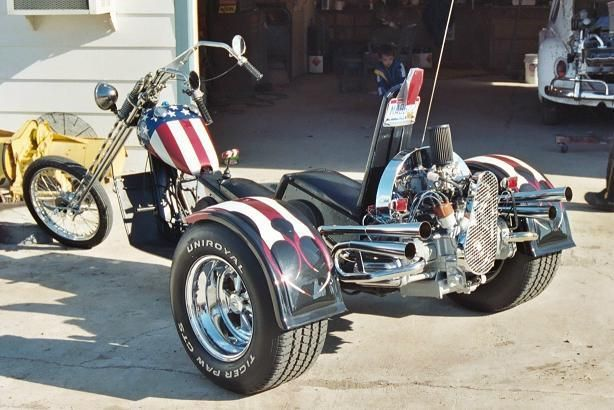 Trikes Choppers Photos Pictures Of Chopper Trikes Motorcycles
