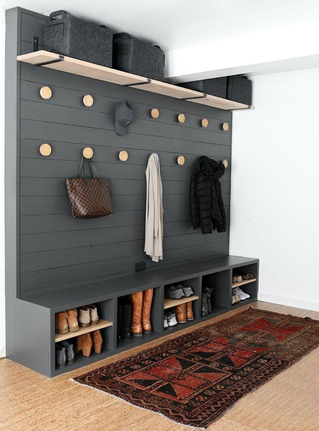 Garage Wall Shelving Ideas That Will Get Your Carport in Tip-Top Shape