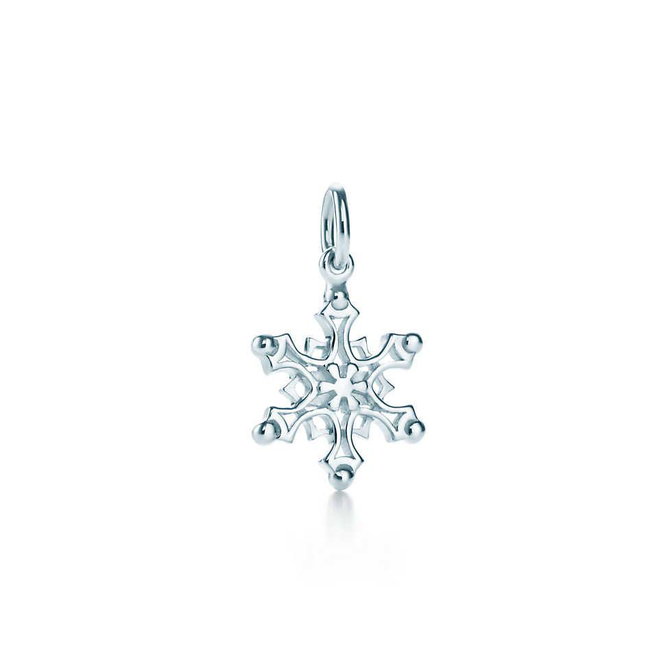 pandora charm pendente fiocco di neve