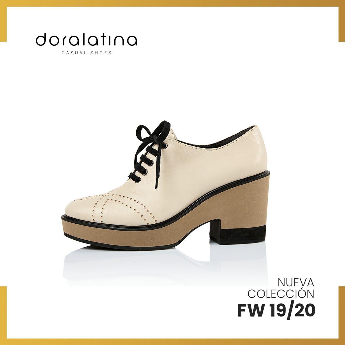 Doralatina Shoes Coleccion Otono Invierno 2019 2020 Calzado Mujer Zapatos Plataformas Zapatos