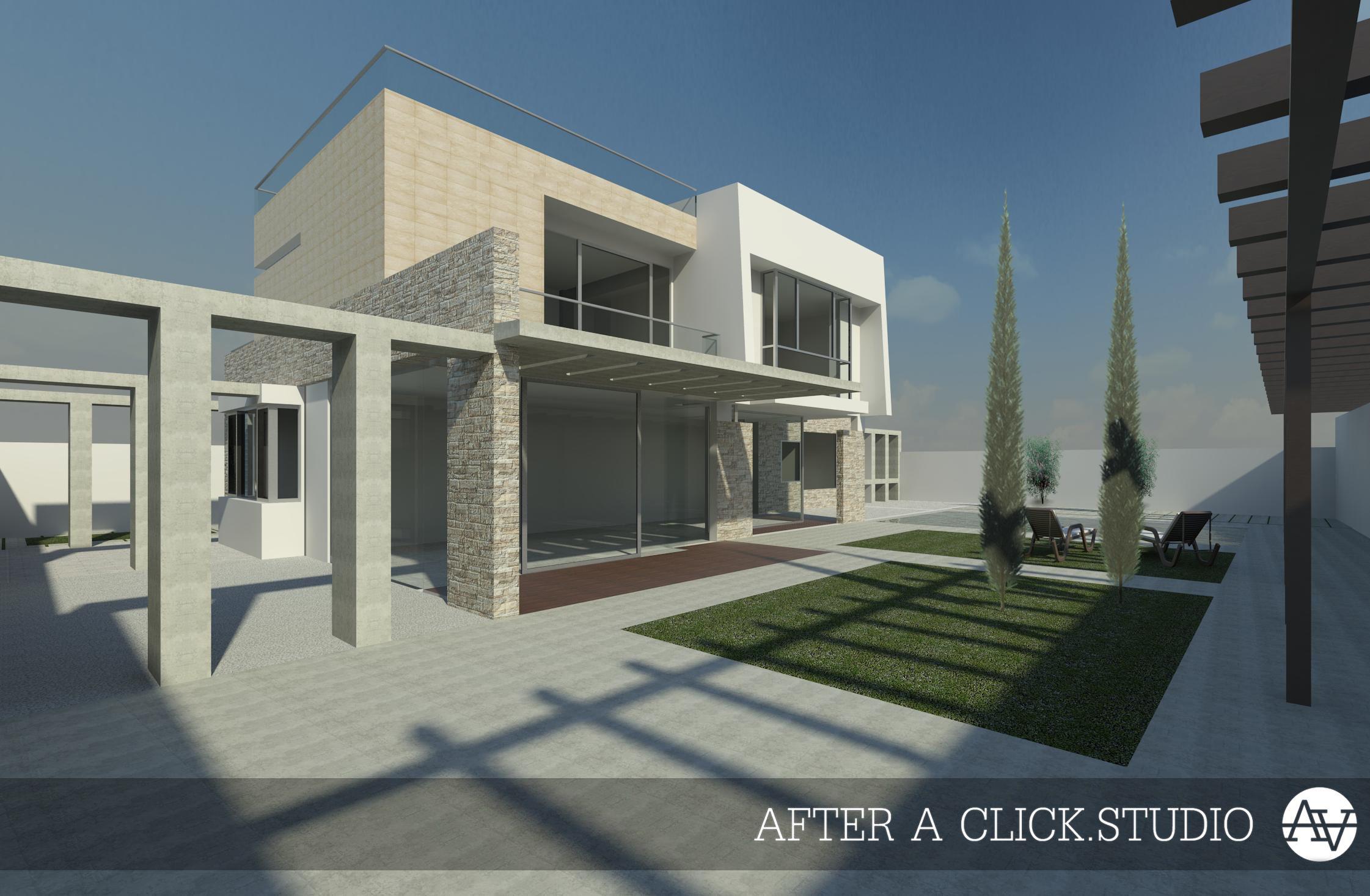 Infografía, 3D vivienda