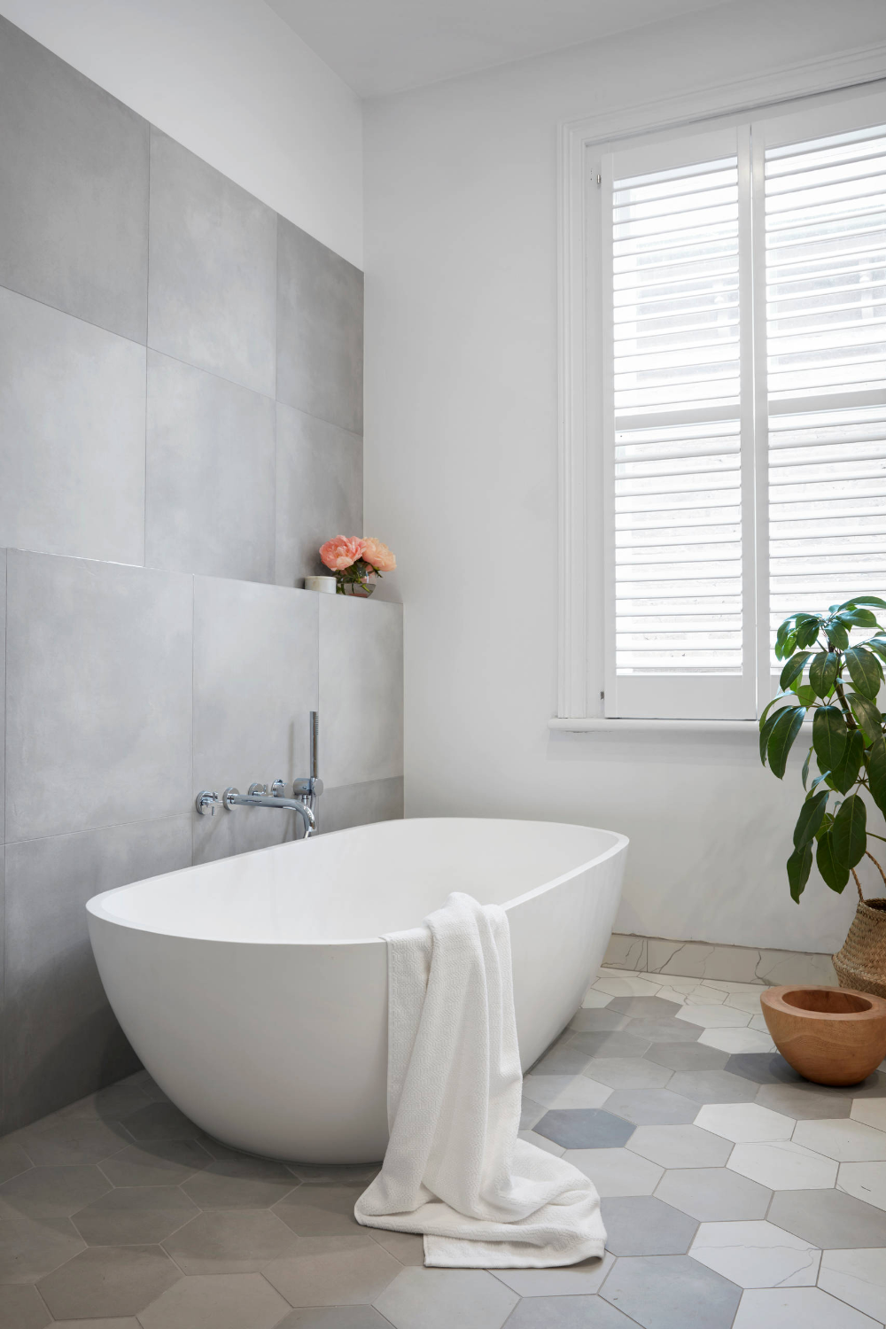 moonee ponds home main bathroom contemporary on bathroom renovation ideas melbourne id=57021