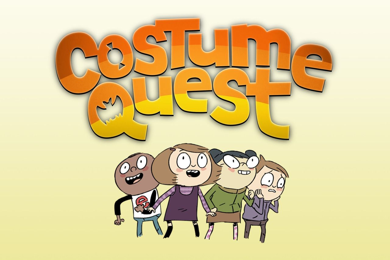 Costume Quest TV series to launch on Amazon in 2018