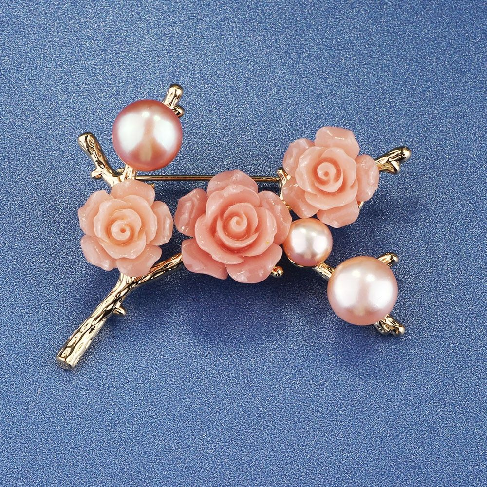 3f1d16f92 Find More Brooches Information about FARLENA Jewelry Original Design Flower  Tree Brooches Pins for Women Suit