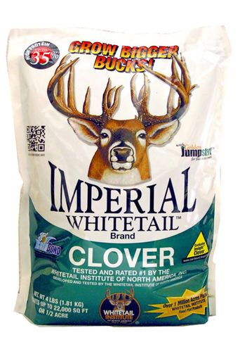 2 Evolved Harvest 70505 5 lb Throw /& Gro Deer Plot No Till Forage Seed Mix