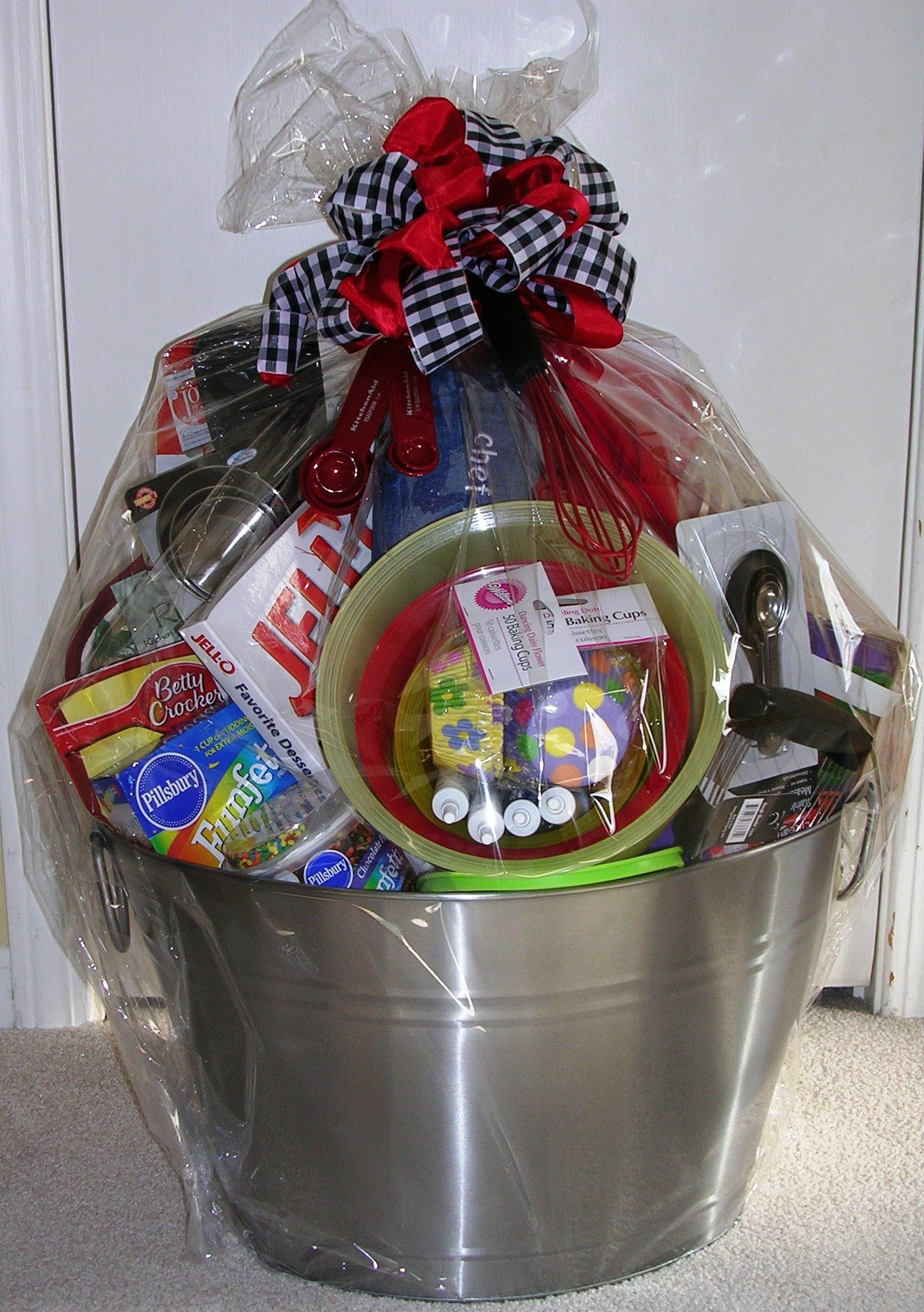 """The """"Kids Cooking"""" Basket - 2009"""