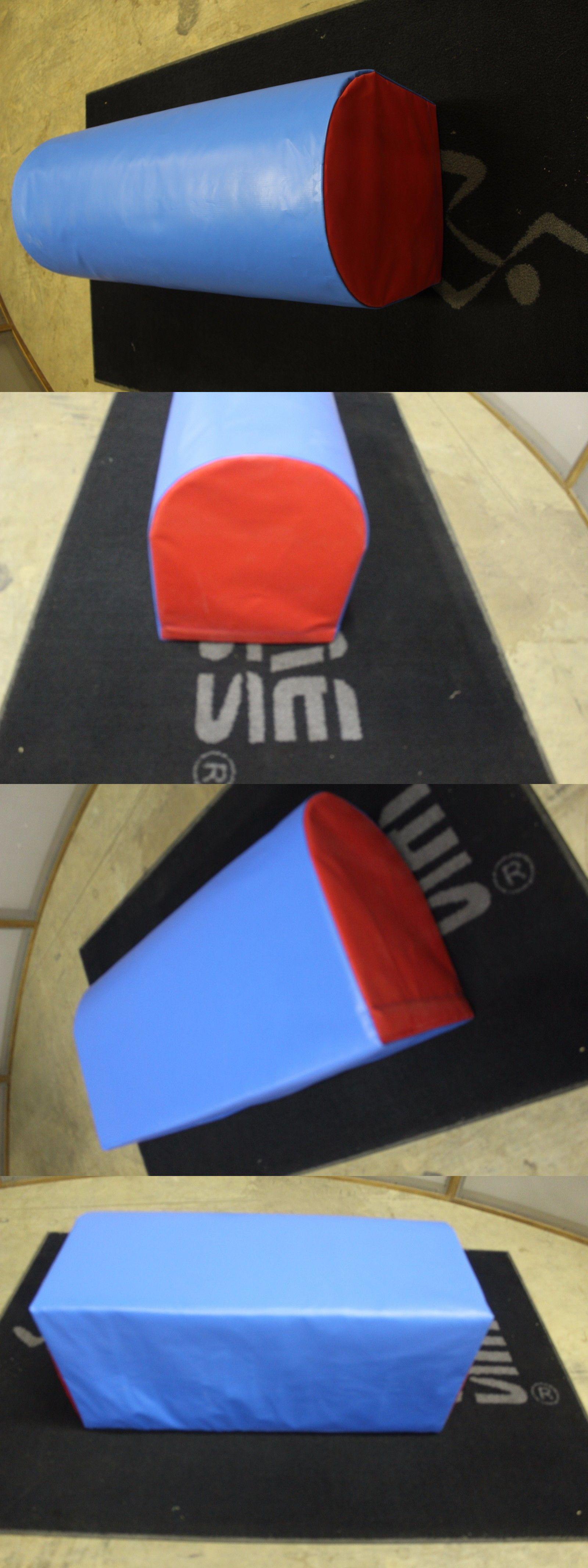 gym mats itm cheerleading floor mat air inflatable size ecaf gymnastics tumbling customized pump track w diy