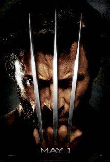 X Men Origins Wolverine 2009 Wolverine Movie Wolverine Poster X Men