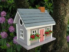 Birdhouse Home Bazaar  Vineyard Cottage Bird House