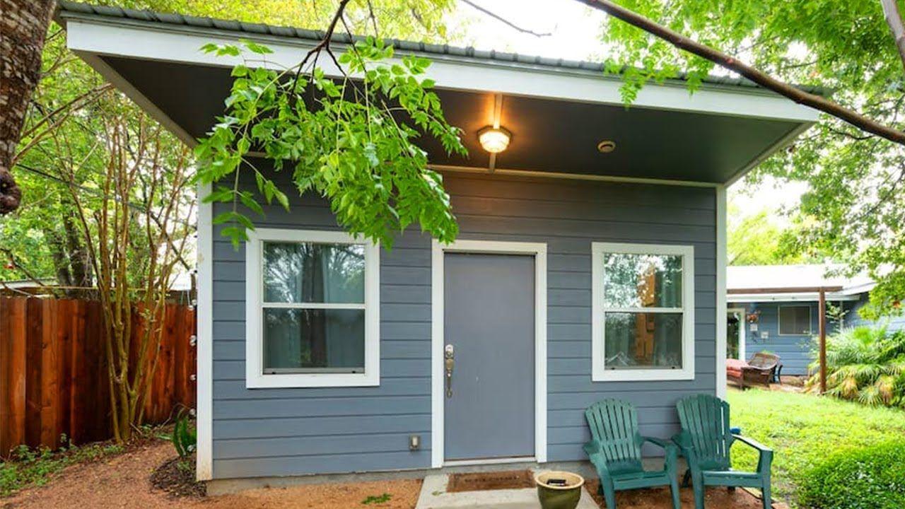 amazing beautiful east austin tiny home enjoy the backyard on beautiful tiny home ever id=14942