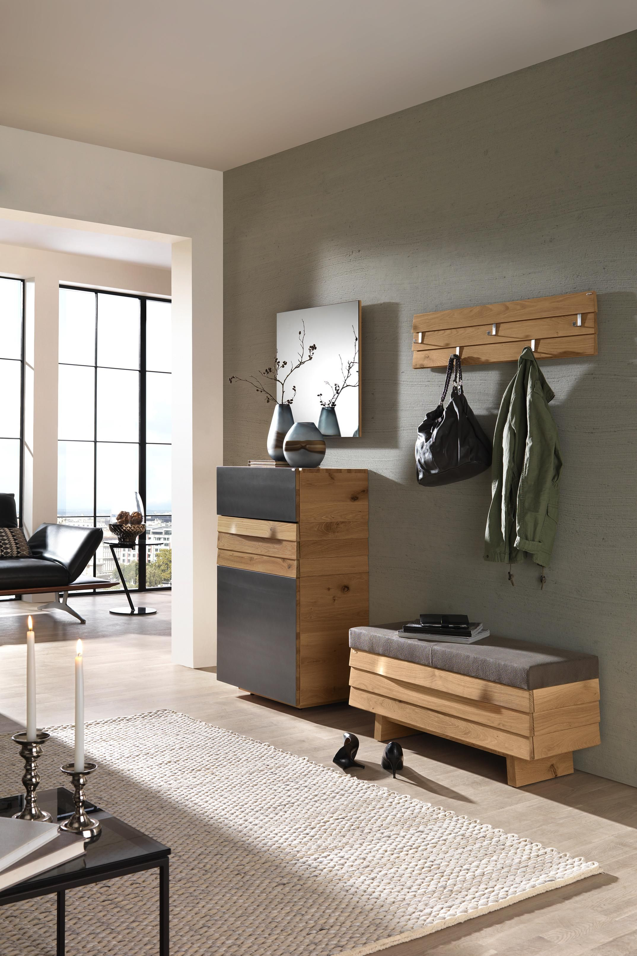garderobe von voglauer gaderobe pinterest garderoben. Black Bedroom Furniture Sets. Home Design Ideas