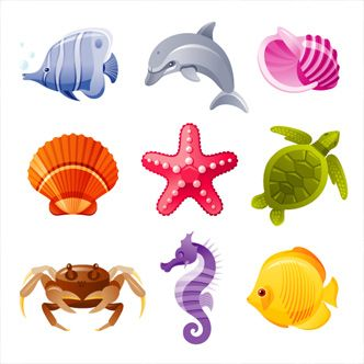 Pin En Marine Animals Animales Marinos