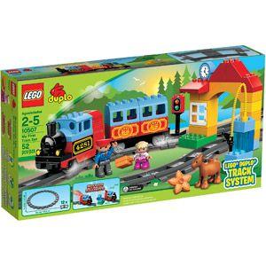 Lego Duplo My First Train Set Walmart Com Lego Duplo Lego Duplo Train Lego Duplo Town