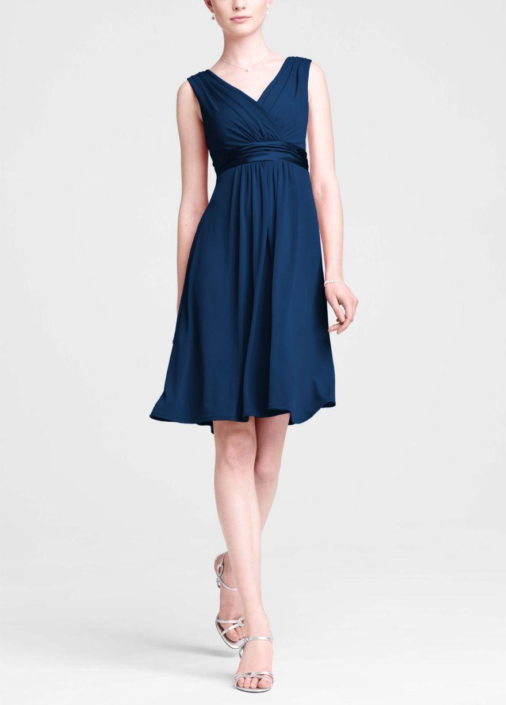Navy bridesmaid dress | Best Friends Wedding | Pinterest | Kleider