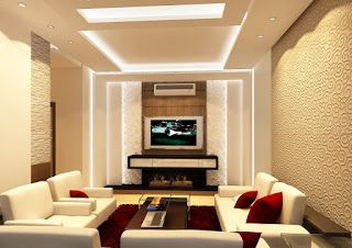 ديكورات اسقف جبس مودرن بالصور افضل تصاميم الديكور العصري Home Home Decor Decor