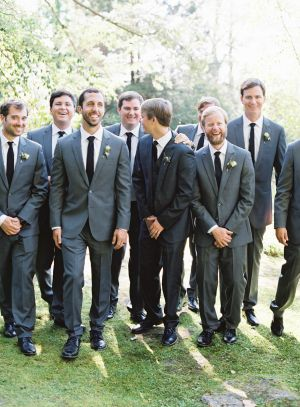 groomsmen Wedding Inspiration - Style Me Pretty