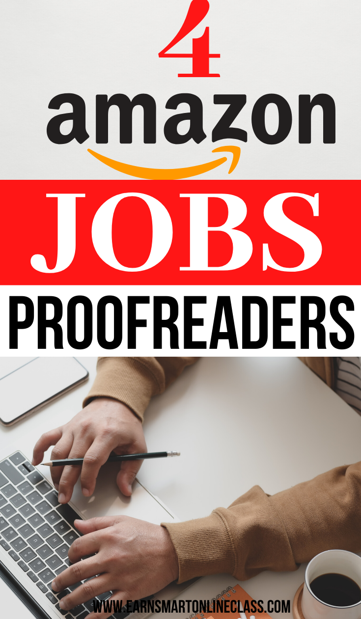 The Best Amazon Proofreading Jobs for Beginners
