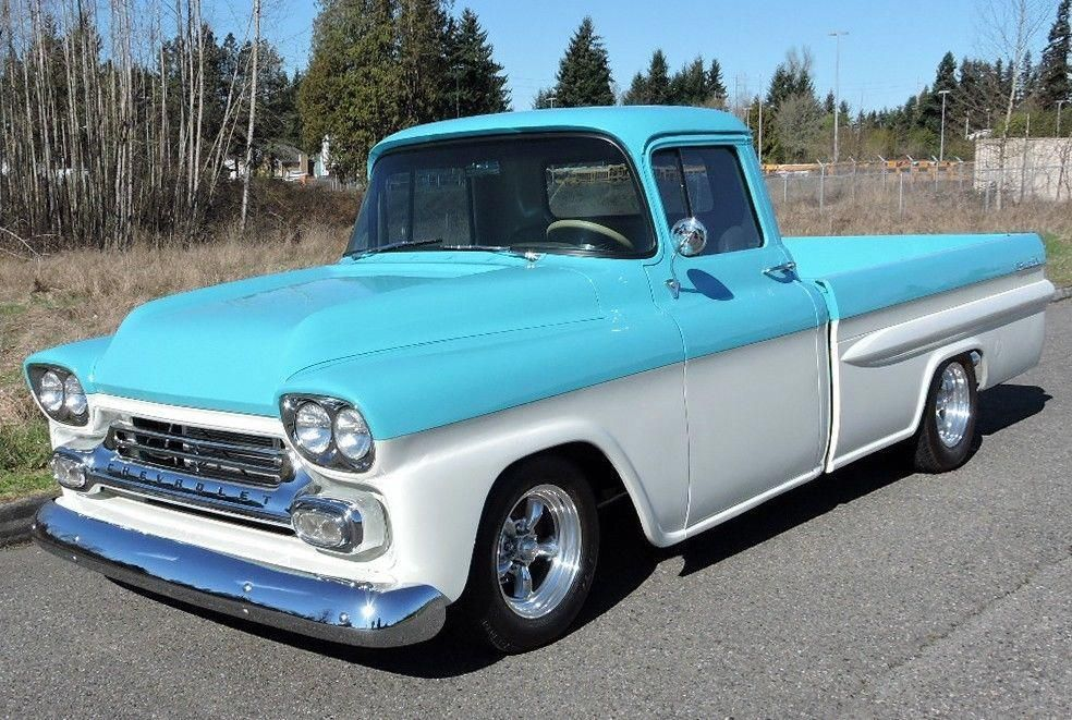 old trucks chevy #Classictrucks