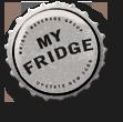 "Wright Beverage Distributing ""My Fridge"" :-)"