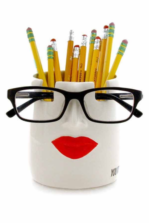 enjoyable design ideas pen holder for desk. 7 Inspired Office Desk Accessories  desks accessories and Work office spaces