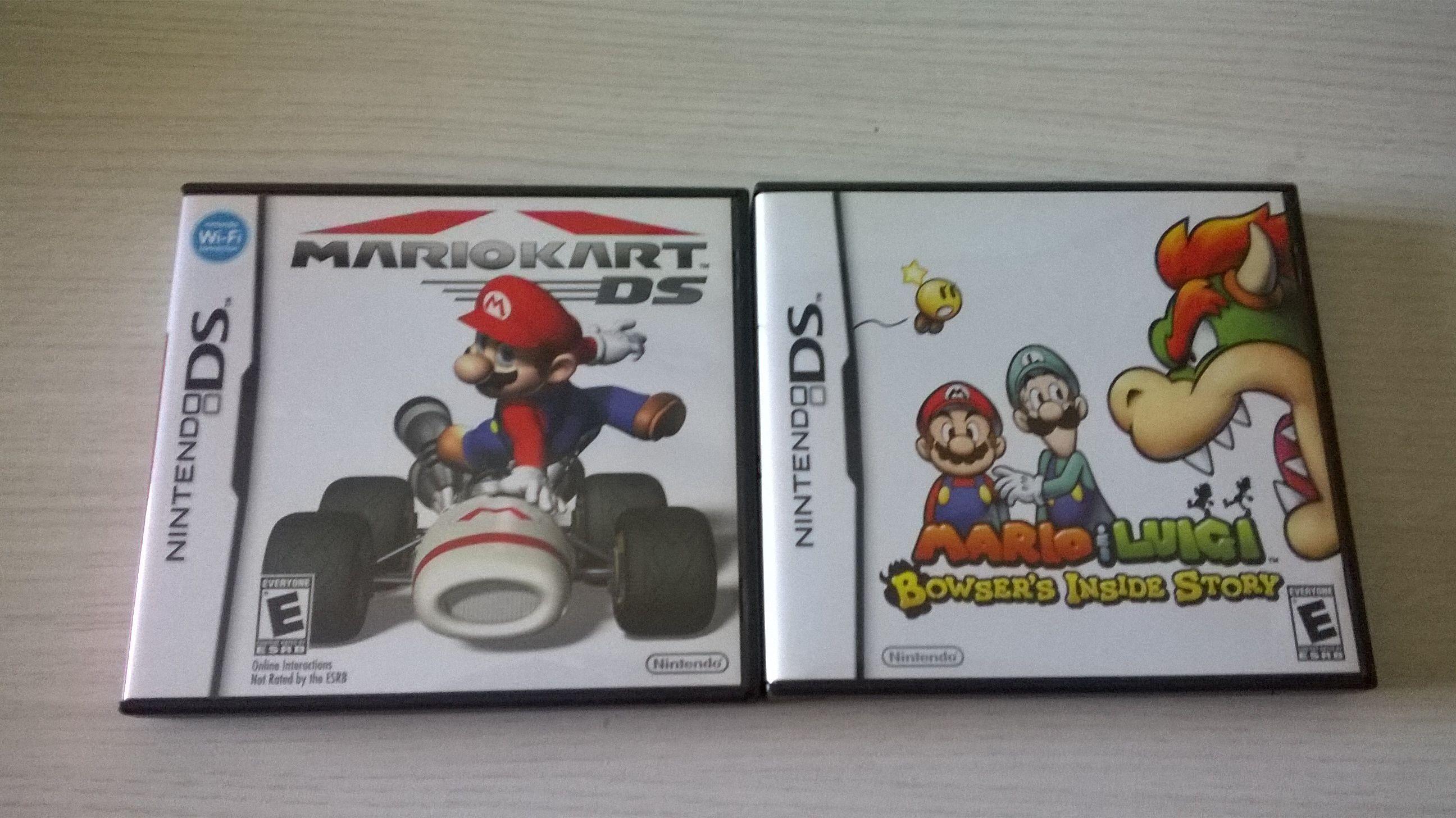 Vendo jogos DS e 3DS, CDs de OSTs (+Dragon Quest, + Castlevania, e outros) E3ad78e9f0de6f916dcb76ed1171aa49